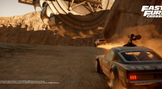 New Fast & Furious Crossroads screenshots released