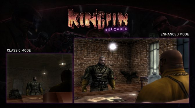 3D Realms announces a remaster of the 1999 crime-themed FPS, Kingpin: Life of Crime