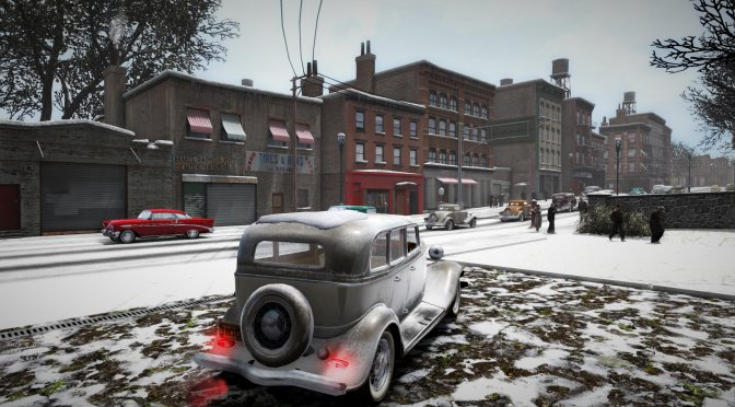 Mafia 2 gets a 2020 graphics overhaul mod that is available for download