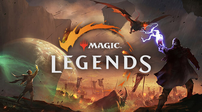 Cryptic Studios' executive producer answers questions about Magic: Legends