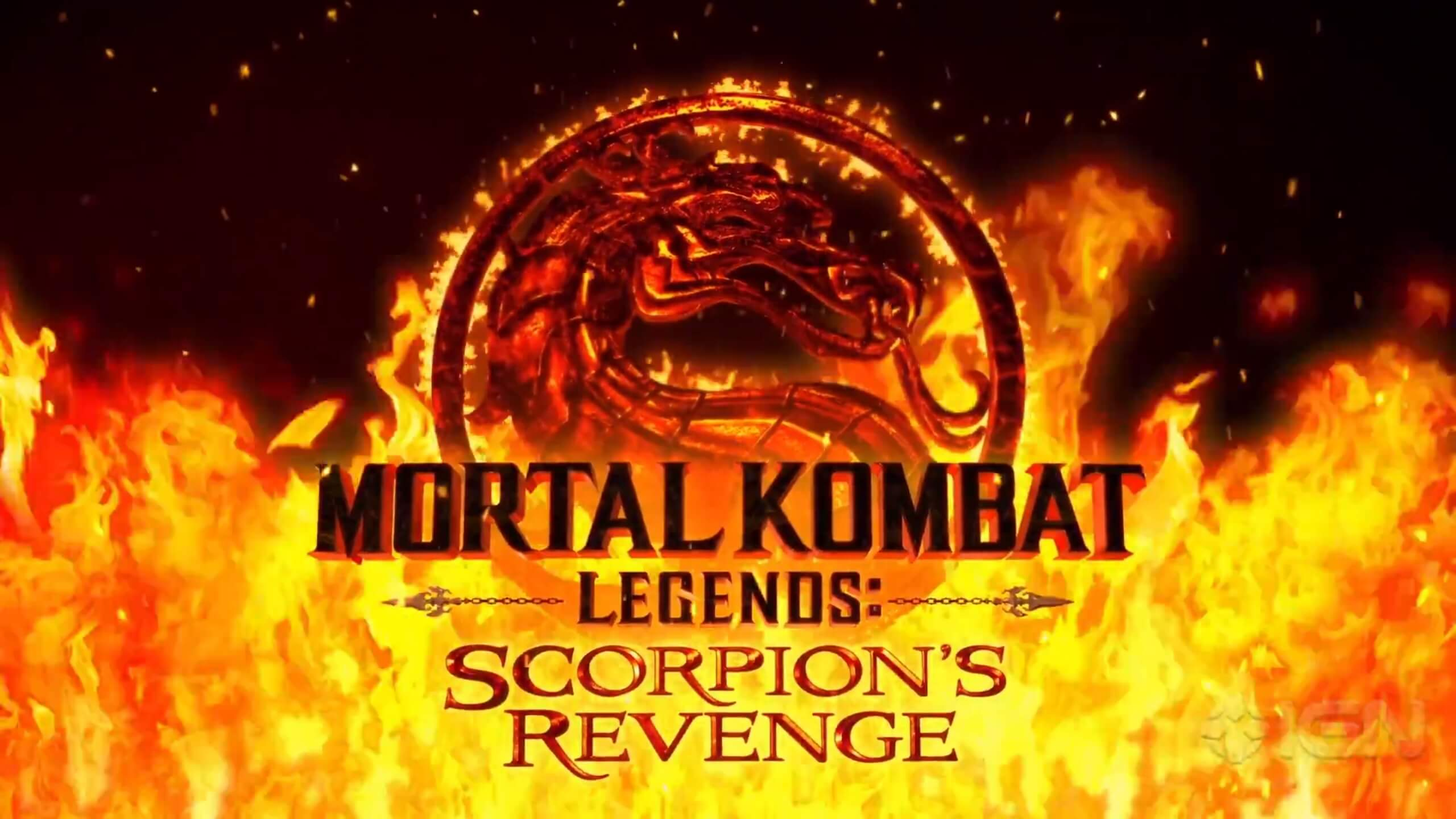 First Trailer Released For The Animated Movie Mortal Kombat