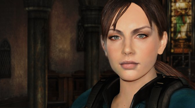 Fully naked Jill Valentine mod available now for download for Resident Evil: Revelations HD