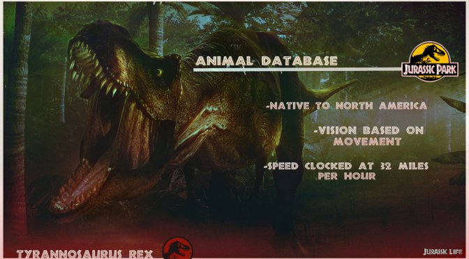 Here is your first look at the T-Rex model for the Jurassic Park mod for Half-Life 2, Jurassic Life