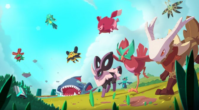 Here are the first 17 minutes of the Pokemon-inspired creature-collection MMO PC game, Temtem