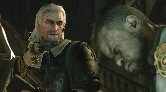 You can now play as Geralt from The Witcher 3 in Resident Evil 2 Remake