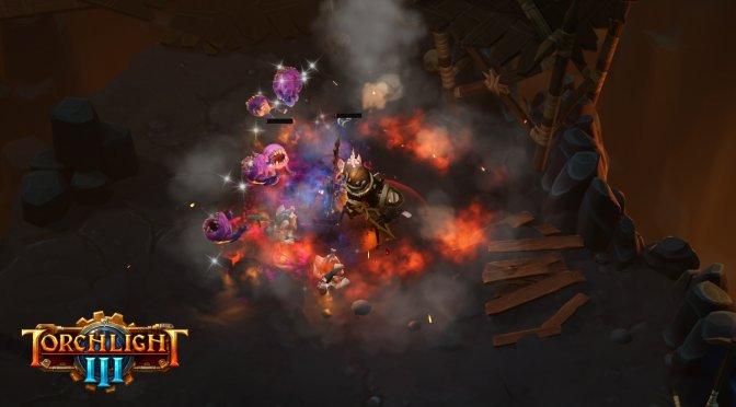 Torchlight 3 screenshots 2