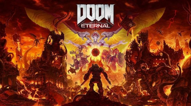 Doom Eternal sold 3 times more than Doom 2016 at launch, Half-Life: Alyx had a total of 860K players