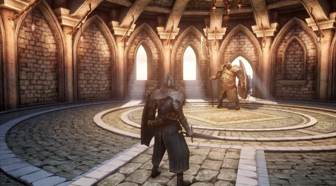 Modder is working on an overhaul lighting mod for Dark Souls 2, first comparison screenshots