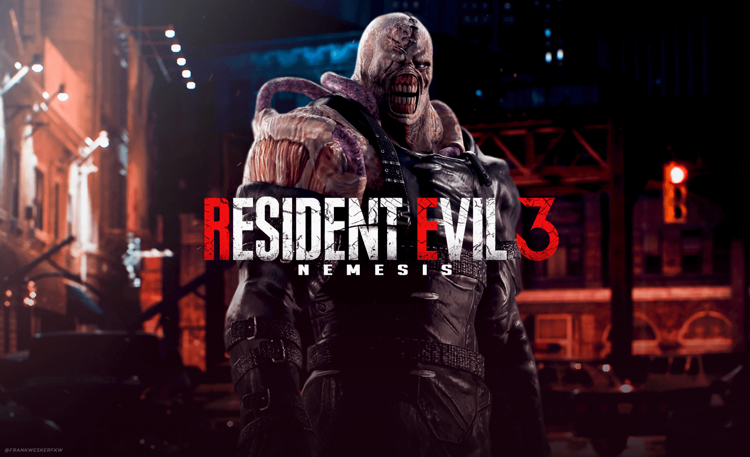 New Resident Evil 3 Remake Details Surface Nemesis Can Now Break