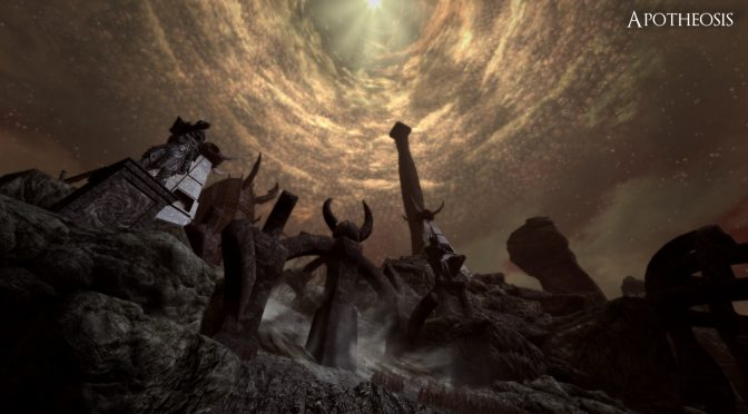 Apotheosis is a DLC-sized fan expansion for Skyrim that will come out in 2020