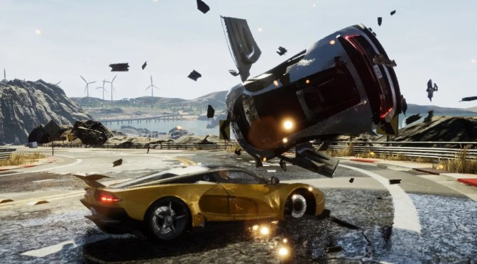 Dangerous Driving 2 is a new open-world racing game from the developers of Burnout