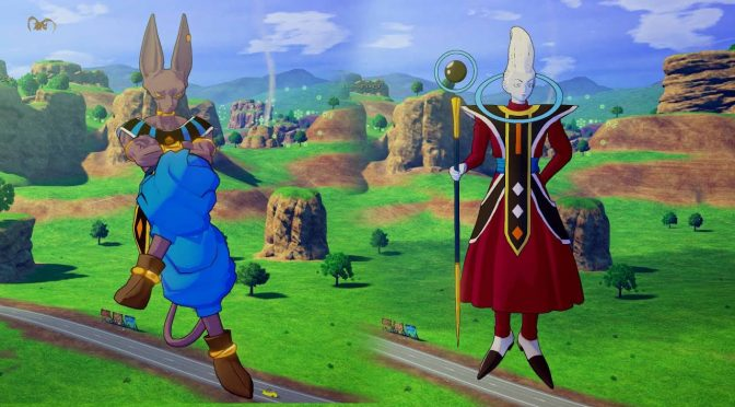 You can now play as Beerus and Whis in Dragon Ball Z: Kakarot, Super Sonic mod coming soon