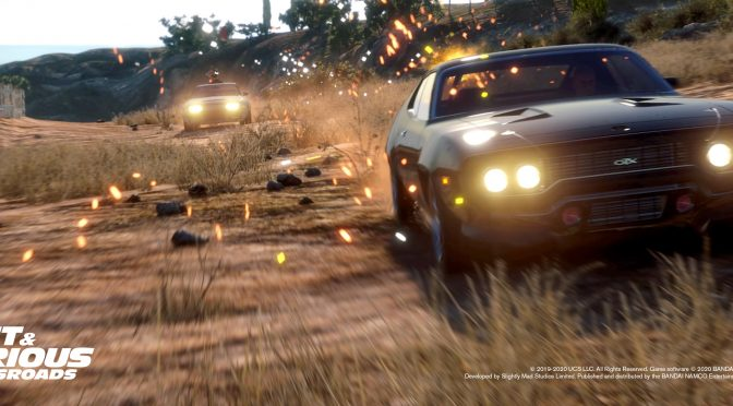Brand new screenshots released for Fast & Furious Crossroads