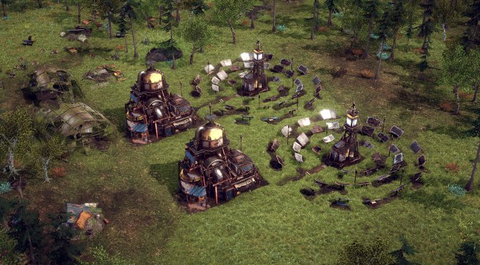First gameplay trailer released for post apocalyptic survival city builder, Endzone – A World Apart