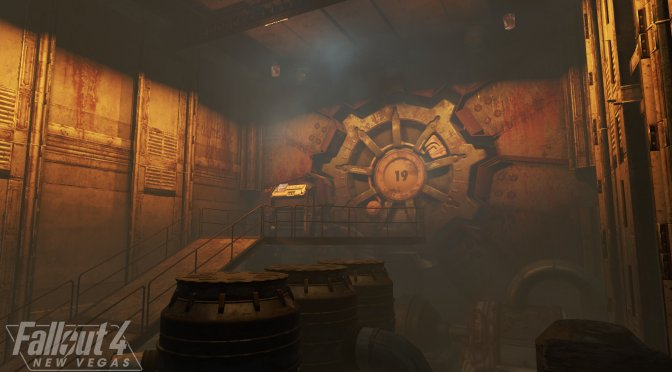 New beautiful screenshots released for Fallout 4 New Vegas, showcasing its environments