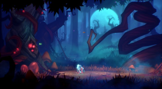 Ghost Knight: A Dark Tale is a new 2.5D action platformer, powered by Unreal Engine 4