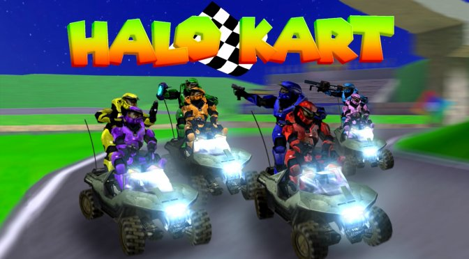 Halo Kart is one of the coolest Halo Custom Edition mods and is now available for download
