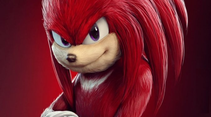 Here are some next-generation re-designs of Sonic, Tails and Knuckles from God of War's artist
