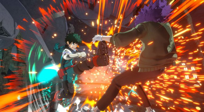Here are the official PC system requirements for My Hero One's Justice 2