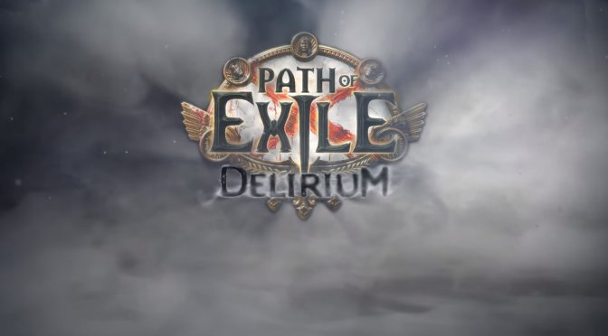 Path of Exile: Delirium is now available for download on the PC and is free to everyone
