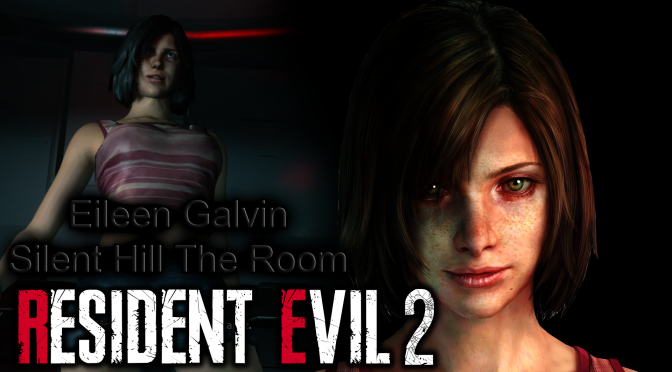 You can now play as Heather Mason & Eileen Galvin from Silent Hill in Resident Evil 2 Remake