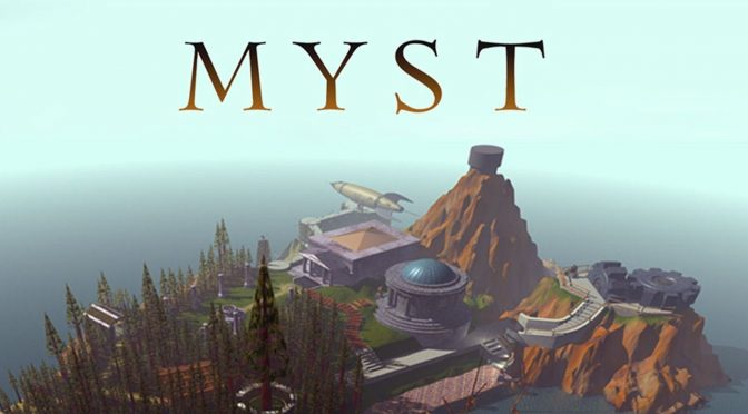 Best-selling PC game Myst almost couldn't run on CD-ROM