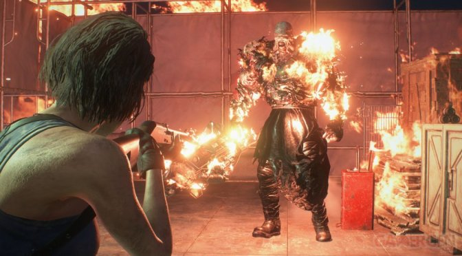 Here are 23 brand new in-game screenshots for Resident Evil 3 Remake