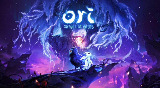 Here are 11 minutes of exploration and boss gameplay from Ori and the Will of the Wisps