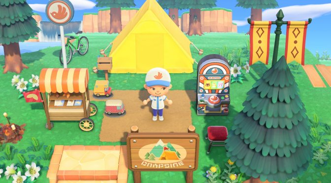 Animal Crossing: New Horizons is now also playable on the Yuzu Nintendo Switch Emulator