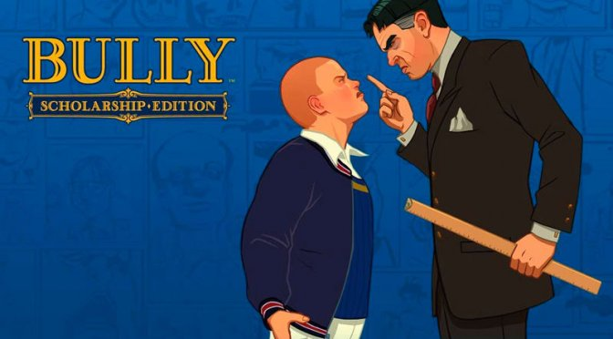 Bully: Scholarship Edition SilentPatch 3 fixes memory leaks and Windows 10 crashes