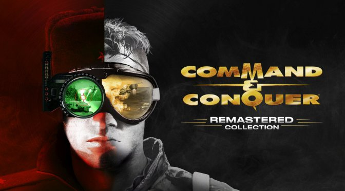 There are already 2000 mods for Command & Conquer Remastered Collection