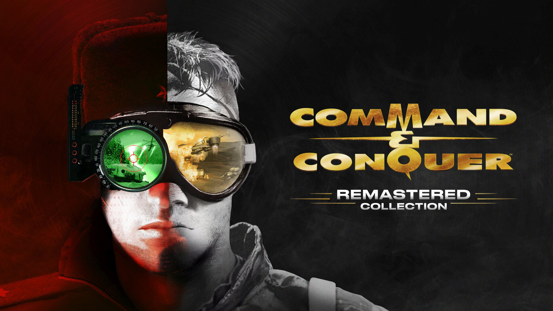 Command and Conquer Remastered Collection header image