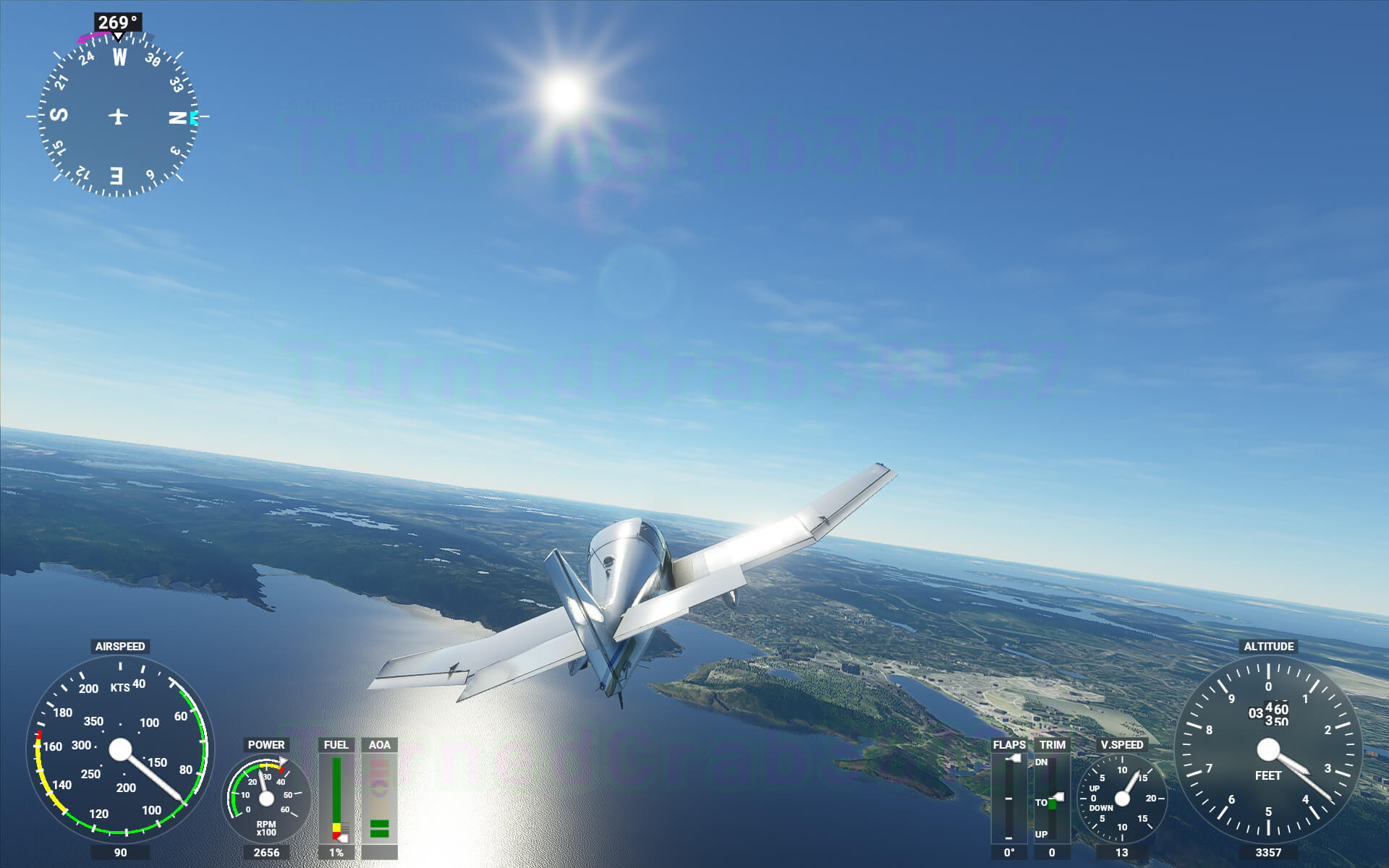 Latest Microsoft Flight Simulator news details the game's multiplayer modes