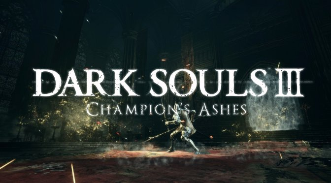 Dark Souls 3 Champion's Ashes is a gameplay and combat overhaul mod that is available for download