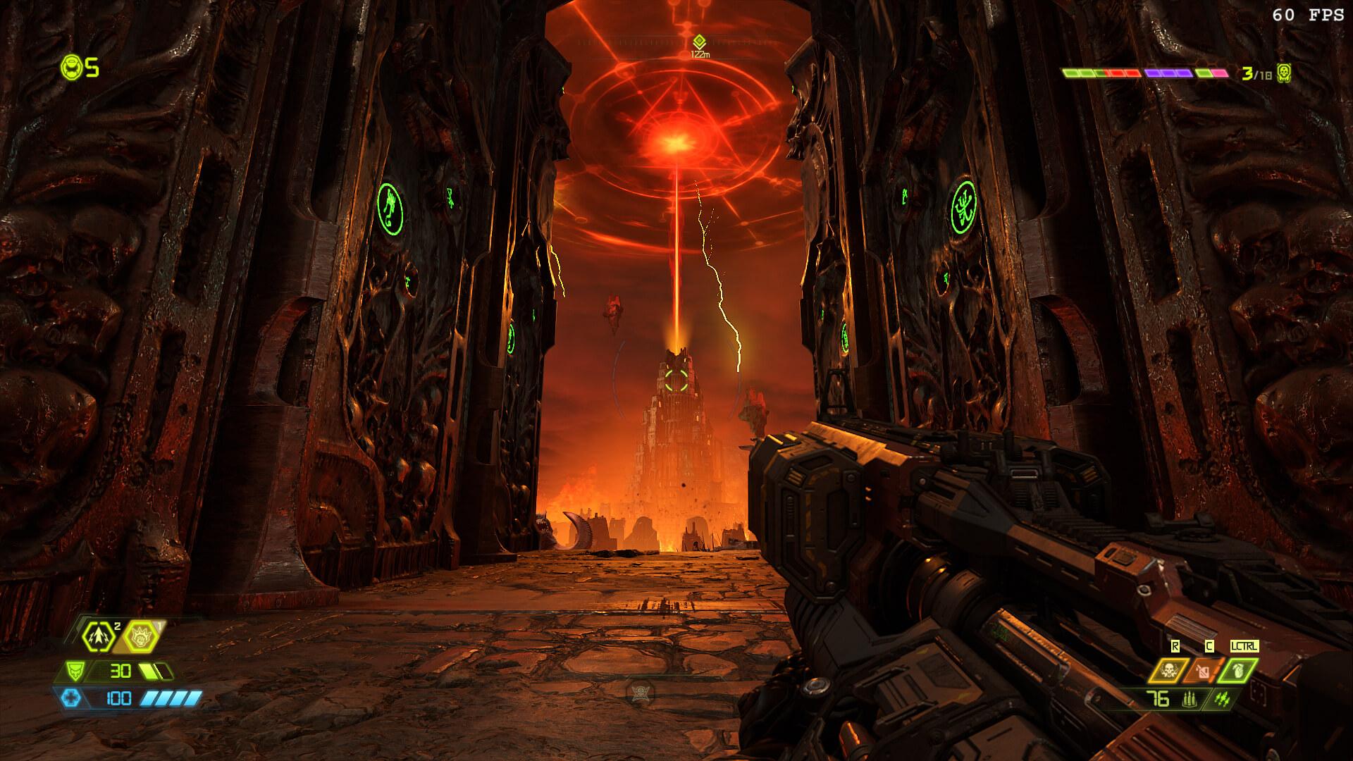 DOOM Eternal Hell Gate