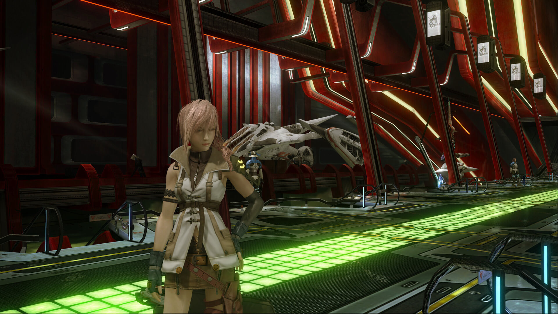 Gói vật liệu HD có sẵn 5.3 GB để tải xuống cho Final Fantasy XIII 1