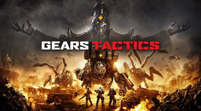 Here are 20 minutes of gameplay from Gears Tactics