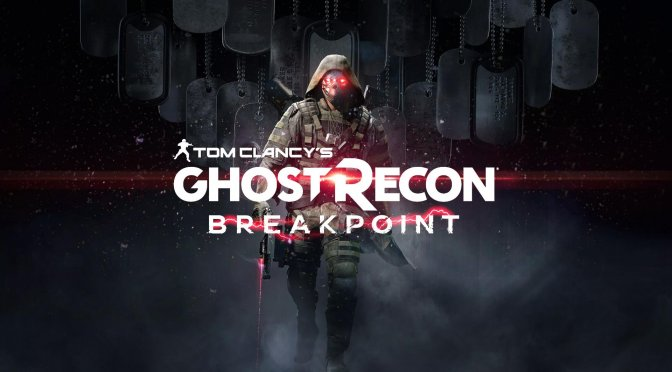 Ghost Recon Breakpoint – Ghost Experience Update releases on November 9th
