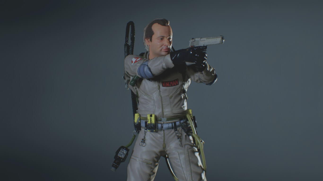 This Ghostbusters Mod Lets You Play As Peter Venkman And Egon