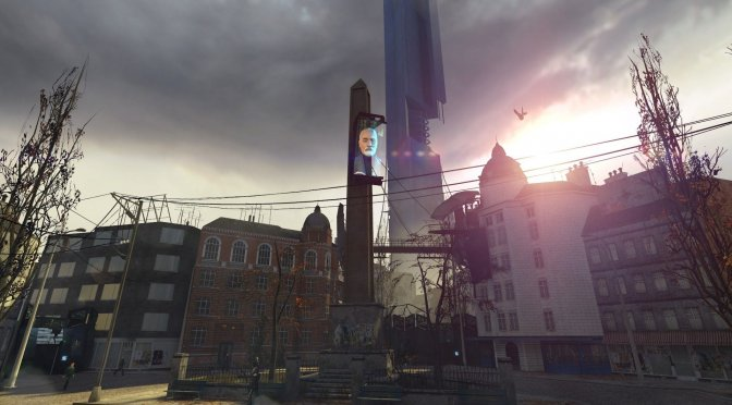 New Half-Life: Alyx mod ports Half-Life 2 City 17 to Source 2 Engine
