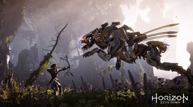 Horizon Zero Dawn is coming to PC on August 7th, PC features & PC Requirements revealed