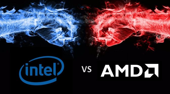 Intel vs AMD header