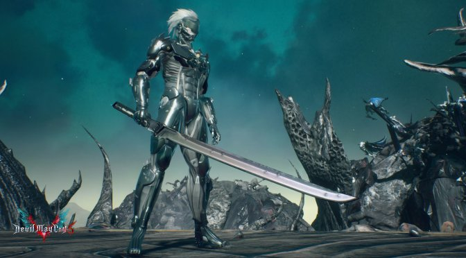 You can now play as Raiden from Metal Gear Rising: Revengeance in Devil May Cry 5