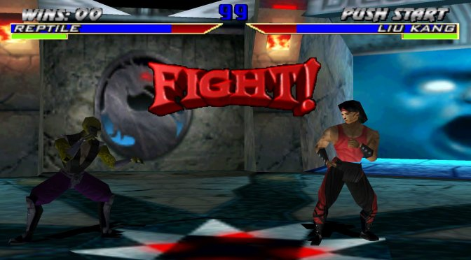 The first 3D Mortal Kombat game, Mortal Kombat 4, is now available on GOG and is DRM-free