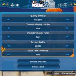 One Piece Pirate Warriors 4 graphics settings-2