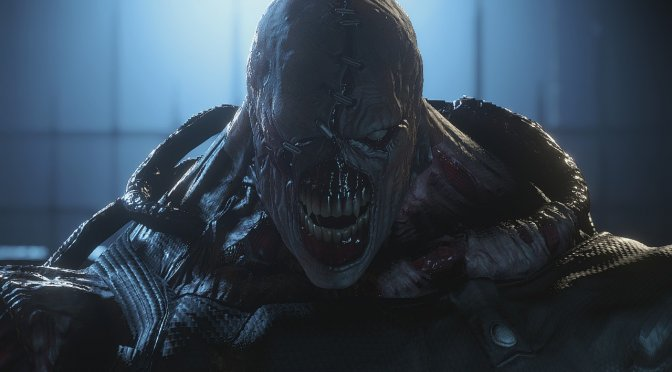 New Resident Evil 3 Remake Mod brings back the original and classic Nemesis head