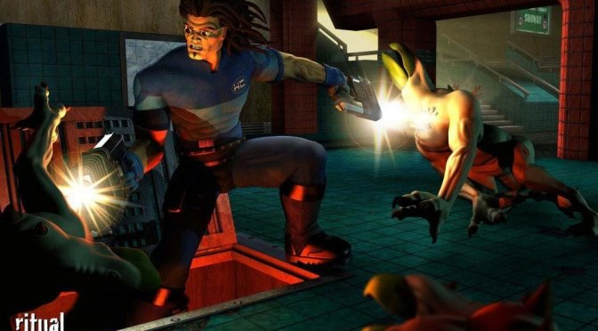 3D Realms, Slipgate Ironworks and Nightdive are working on SiN Remake