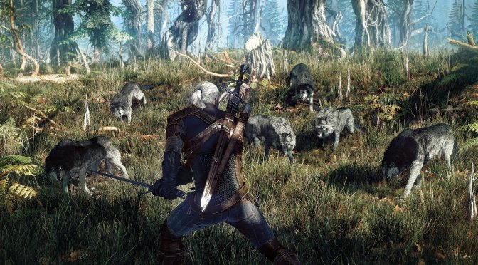 The Witcher 3 Mod improves combat animations, walking & running systems