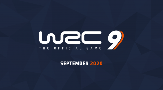 Nacon announces WRC 9, releases in September 2020 via Epic Games Store