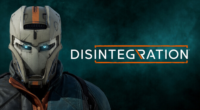 V1 Interactive shuts down the multiplayer mode for Disintegration